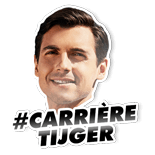 homepage carrieretijger sticker